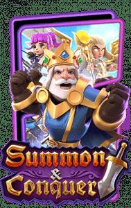 เกมสล็อตแตกง่าย Summon